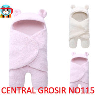 Selimut baby selimut bayi newborn infant baby winter swaddle sleeping