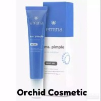 Emina Ms Pimple Acne Solution Spot Gel 15ml