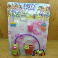 Mainan Perlengkapan Alat Kebersihan
