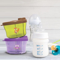 BABY SAFE MILK POWDER CONTAINER Container/Tempat Susu Bubuk Bayi