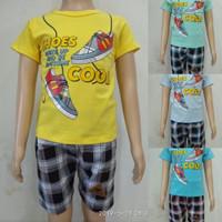 fashion baju setelan anak laki/cowok shoes