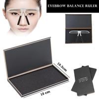 Penggaris Sulam Alis / Eyebrow Balance Ruler + Kotak Box