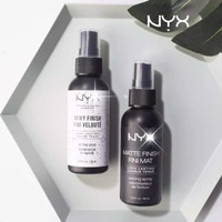 NYX SETTING SPRAY DEWY FINISH / MATTE FINISH 60ML