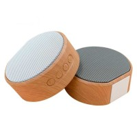 Elegant Wood Mini Bluetooth Speaker - A60