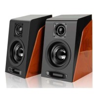 HiFi Desktop Multimedia Stereo Speaker 2.0 Channel