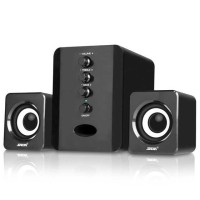 Speaker Stereo 2.1 with Subwoofer & USB Power