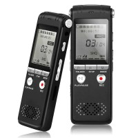 Perekam Suara HD Microphone Digital Voice Recorder 8GB - N131 promo