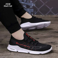 New Arrival... MEN Sneakers Fashion Korea Shoes FLS-202@