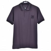 DG.03 / Men Polo Shirt Dark Grey - Premium Nation Original