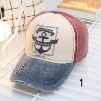 Topi Baseball Cap import keren
