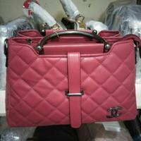 tas wanita chanel lidah tas wanita murah tas wanita branded import new