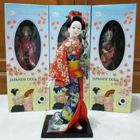 Boneka Geisha Jepang W