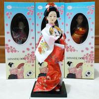 Boneka Geisha Jepang 25.5 cm N