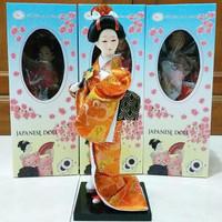 Boneka Geisha Jepang 25.5 cm M