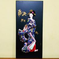 Pajangan Dinding Geisha Jepang GR001