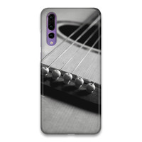 Indocustomcase Guitar RB Hard Case Cover For Huawei P20 Pro