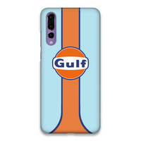 Indocustomcase Gulf Racing Hard Case Cover For Huawei P20 Pro