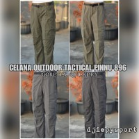 CELANA SAMBUNG GUNUNG OUTDOOR TACTICAL 2 IN 1 QUICK DRY IMPORT