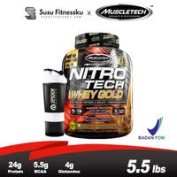 Muscletech Nitrotech Whey Gold 6 LB