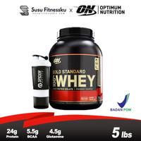 Whey Gold Standard 5 lbs Optimum Nutrition