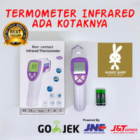 Termometer Infrared Non Contact Digital Suhu Badan Tubuh Thermometer