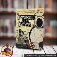 Poconggg Juga Pocong - Arief Muhammad Novel Murah Preloved
