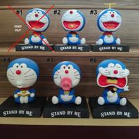 Pajangan Dashboard Mobil Doraemon, Boneka Kepala Goyang / Bobble Head