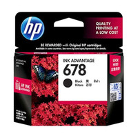 Tinta HP INK 678 Black Cartridge - For 1515, 2545 Original