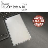 Jelly case Samsung Galaxy Tab A T515 T510 10 Inch 2019 TPU Back Case