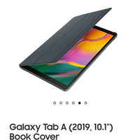 Bookcover Samsung Galaxy Tab A 10 Inch T515 T510 2019 Smart case