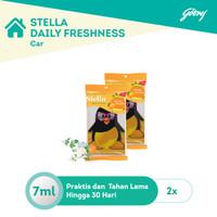 STELLA DAILY FRESHNESS - ORANGE BLOSSOM