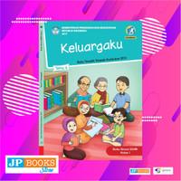 Buku Tematik Siswa K13 Kelas 1 Tema 4 Keluargaku revisi 2017