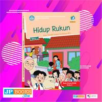 Buku Tematik Siswa K13 kelas 2 Tema 1 Hidup Rukun Revisi 2017