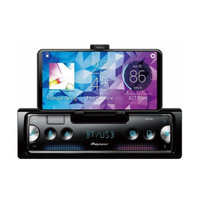 Pioneer SPH-C10BT Smartphone Compatible Bluetooh Receiver [Single Din]