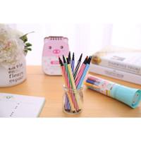 Warna Pena Cat Air Pensil Lukis anak sekolah 12color