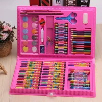 SMILE SF-013/Colouring Set 86 in1/Pensil Warna/Crayon/Stationary