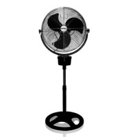 REGENCY Kipas Angin Tornado Stand Fan 16 inch TW16 - Black