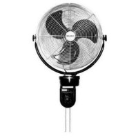 REGENCY Kipas Angin Tornado Wall Fan TW18 - Black