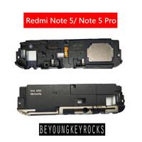 Buzzer Loudspeaker Speaker Musik Xiaomi Redmi Note 5 Redmi Note 5 Pro