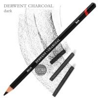 Sale Derwent Charcoal Pencils Dark / Pensil Arang Baik