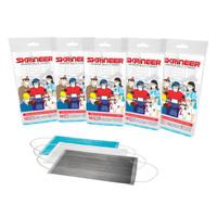 Paket Hemat Masker Skrineer warna BPA 5pack