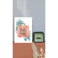 DEKORASI RUMAH / WALL DECOR ART 20x30cm (A4) |GTSD