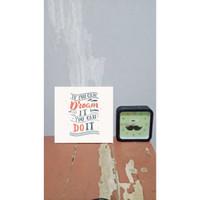 DEKORASI RUMAH / WALL DECOR ART 20x20cm |IFYDRM