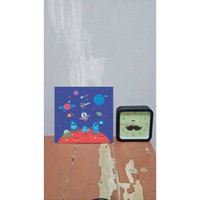 DEKORASI RUMAH / WALL DECOR ART 20x20cm |STRNT001