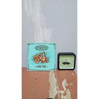 DEKORASI RUMAH / WALL DECOR ART 20x20cm |MVTM