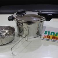 Fissler Vitavit Comfort 4.5L Pressure Cooker - Made in Germany