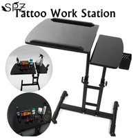 Meja Kerja Tato Piercing Tattoo Table Work Portable