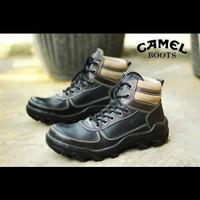 Sepatu Boots Camel Safety
