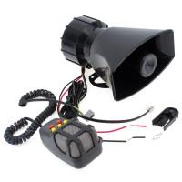 Harga saiyin toa megaphone horn dengan 5 tone sirene loud speaker hw | antitipu.com