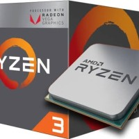 Paket AMD Ryzen 3 2200G + Gigabyte A320M S2H
